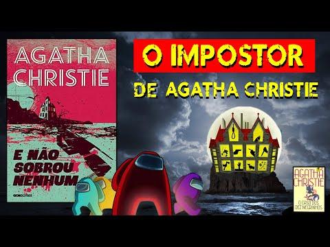 Amoug Us dos livros... ( E Não Sobrou Ninguém / O Caso dos Dez Negrinhos ) Agatha Christie