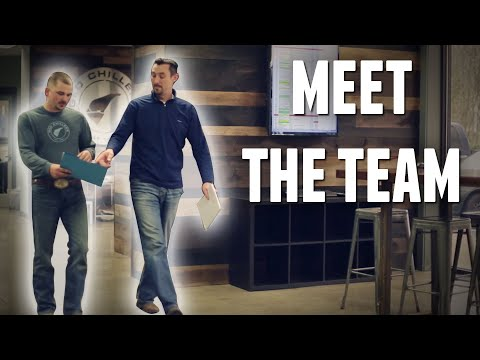 About GD Chillers Meet The Team