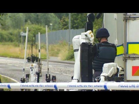 Απόπειρα δολοφονίας αστυνομικών στη Βόρεια Ιρλανδία