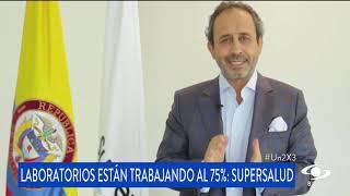 EN CASANARE, APRUEBAN LABORATORIO PARA PROCESAR MUESTRAS COVID E INVESTIGAN A LA SECRETARIA DE SALUD