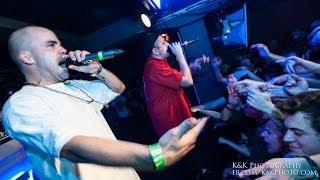 El Maron & DeSade - kolik lidí musí zemřít live! Storm Club Praha, 12.4. [HD]