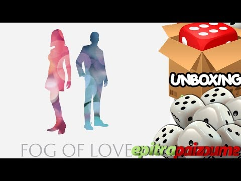 Fog of Love - Unboxing Video (EN) by Epitrapaizoume
