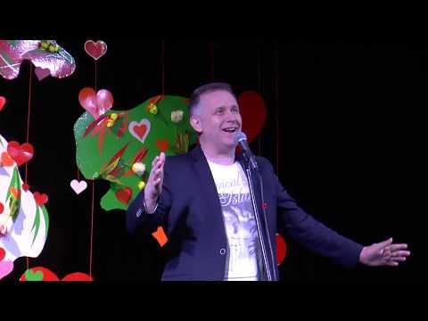 Robert Moskwa - występ w Pasłęku
