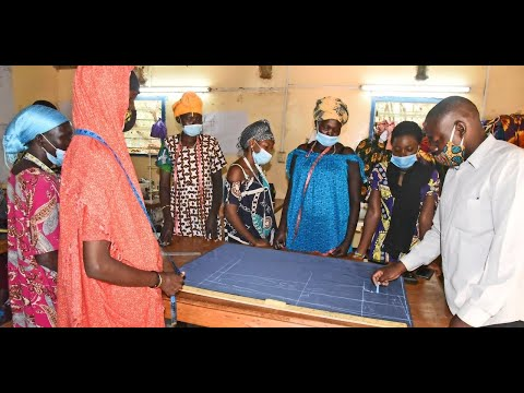 Kakuma refugees tailoring their way out of poverty