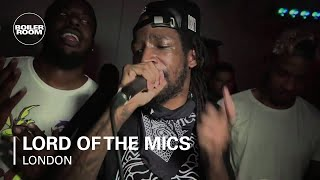 Lord Of The Mics Boiler Room London