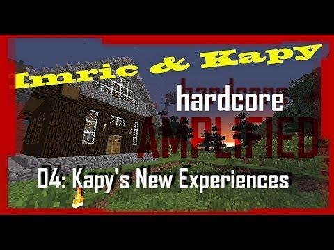 Double Hardcore 04: Kapy's New Experiences