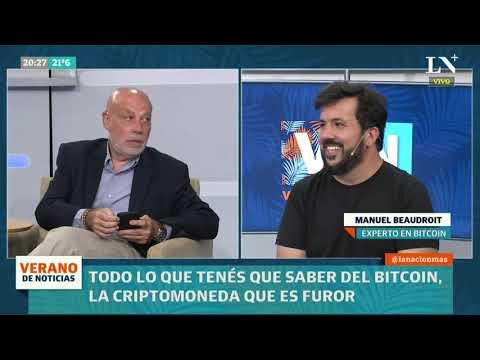 Bitcoin kasyba argentina