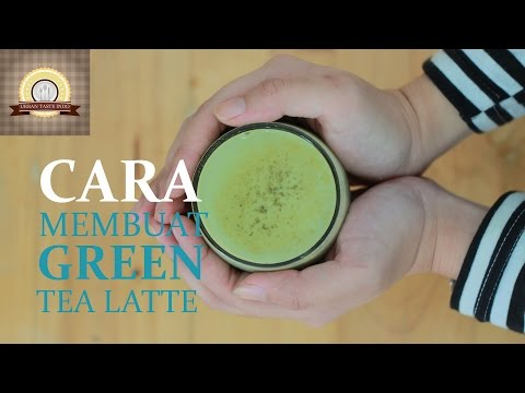 Video RESEP GREEN TEA LATTE - URBAN TASTE INDO