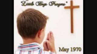 Little boys Prayer