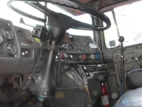 1989 Mack R Model Truck