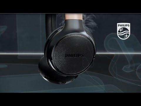 Philips Bluetooth Kopfhörer SHB9250   Philips Sound