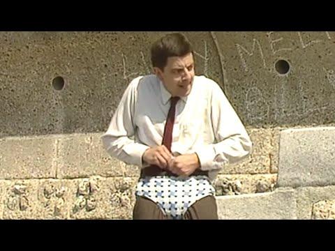 Bean's Apparel   Funny Clips   Mr Bean Official