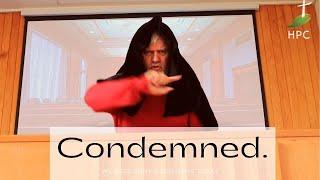 Jesus – Condemned