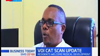 Voi town receive modern ultramodern CT Scan centre