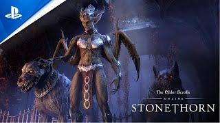 PlayStation The Elder Scrolls Online - Stonethorn Gameplay Trailer | PS4 anuncio