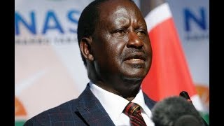 Revealed: Raila Odinga's plan for swearing-in fete