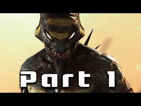 Shadow of the Beast Gameplay Walkthrough Part 1 - BOSS BATTLE! (PS4 Gameplay)