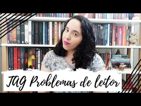 TAG Problemas de Leitor | Um Livro e Só