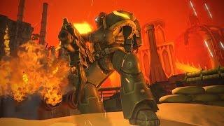 Warhammer: A New Kind of Space Marine [SFM] Animation