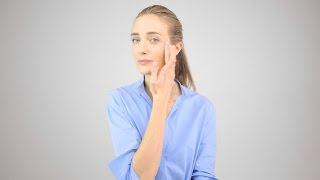 How To Do A 45 Second Facelift With Makeup