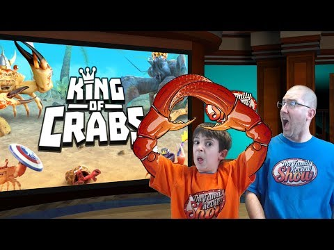 King of Crabs Review and Gameplay