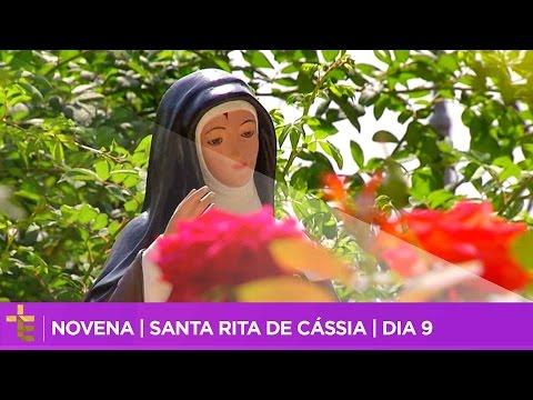 NOVENA | SANTA RITA DE CÁSSIA | DIA 9