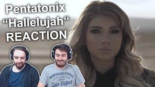 "Singers Reaction/Review to ""Pentatonix - Hallelujah"""