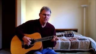 Jorma Kaukonen Another Man Done Gone guitar cover