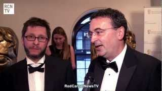 Sherlock Sound Fiction Winner Interview - BAFTA TV Craft Awards 2012