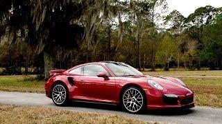 2014 Porsche 911 Turbo S   AROUND THE BLOCK