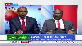 Kenyan Judiciary caught in COVID-19 drama