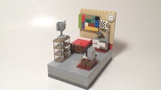 Lego Modern Bedroom Moc Free Video Search Site Findclip