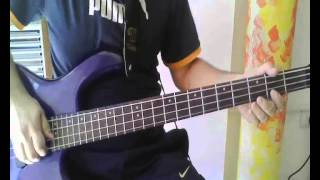 My Own Way by Duran Duran Bass Cover by Cristian Balsamello