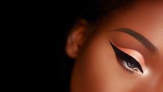 Peach Cut Crease For Hooded Eyes | Too Faced Sweet Peach Eyeshadow Palette