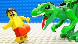 Lego Dinosaur Jurassic Safari Adventure