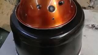 Смена полярности на сыроварне тремасова при замене помешивающей головы на новую модель