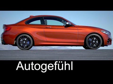 BMW 2 Series Facelift 2er Preview Coupé M240i & Cabriolet 230i Exterior/Interior
