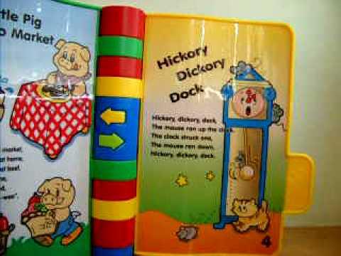 VTech Nursery Rhymes Musical Book