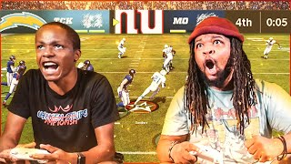 Trent & Flam Put On A Madden 22 INSTANT CLASSIC!