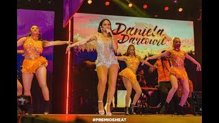 Señor mentira | DANIELA DARCOURT EN VIVO | Premios HEAT 2019