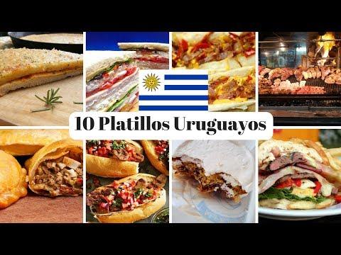 Los 10 Mejores Platillos Uruguayos