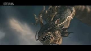 Chinese dragon VS Western dragon