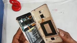 How to open Coolpad Note 5 Back Panel || Back Cover of Coolpad Note 5 (3600i)