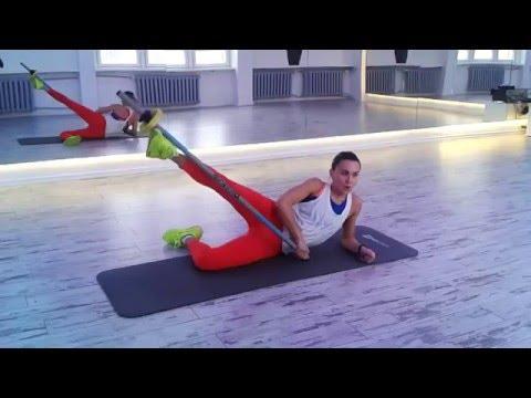 Ćwiczenia na mięśnie programu