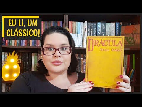 Drácula - Bram Stoker   Atitude Literária