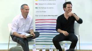 Эндрю Скотт, Andrew Scott IdeasTap Masterclass: Learning Line