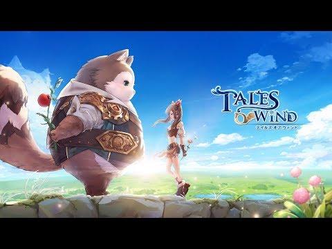 Tales of Wind video