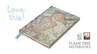 Flame Tree Publishing Notebooks