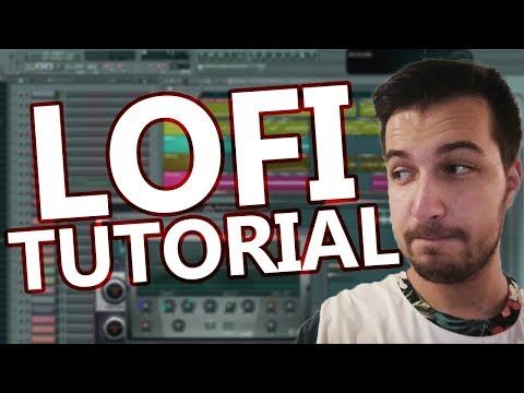 HOW TO MAKE LOFI HIP-HOP – FL Studio Tutorial