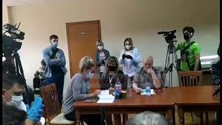 В Николаеве облизбирком решает вопрос о регистрации кандидатов в депутаты от ОПЗЖ. ОНЛАЙН